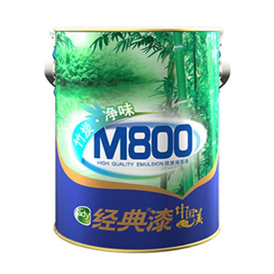 经典M800竹炭内墙漆