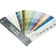GSB 16-1517-2002《建筑颜色的表示方法》国家标准